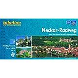 Bikeline Radtourenbuch, Neckar-Radweg. Von der Quelle nach Mannheim. 1:50000, wetterfest/reißfest
