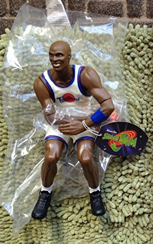 1996 Warner Bros Michael Jordan Space Jam Tune Squad Figurine Statue Figure Doll