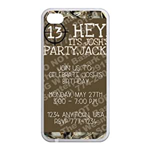 Customize Duck Dynasty Back Case for Apple iphone 4,4S JN4S-1585