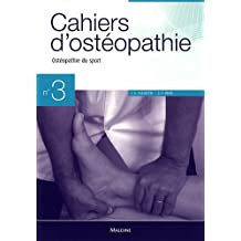 Cahiers d'Osteopathie No.3: Osteopathie du Sport