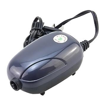 LONDAFISH Bomba de Aire silenciosa de la Bomba de Aire del Acuario para el Tanque de Pescados con los Accesorios 3W / 5W (3W): Amazon.es: Productos para ...
