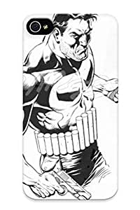 New Fashion Premium Tpu Case Cover For Iphone 4/4s - The Ic Book Catab 1970 Flashback The Punisher Case For New Year's Day's Gift