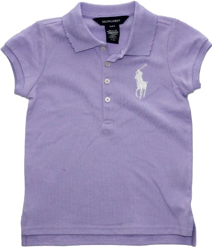 Ralph Lauren Toddler Girls Big Pony Polo