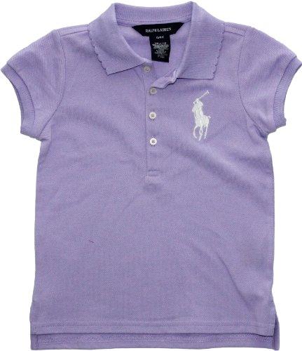 Ralph Lauren Toddler Girls Big Pony Polo