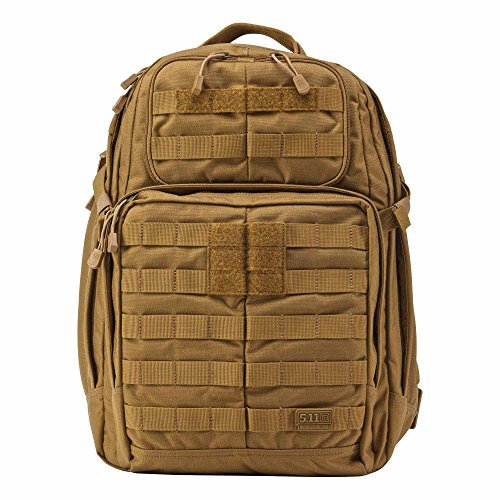 5.11Tactical  RUSH24 Military Backpack, Molle Bag Rucksack Pack, 37 Liter Medium, Style ()