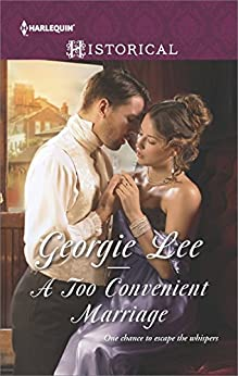 A Too Convenient Marriage (The Business of Marriage) by [Lee, Georgie]