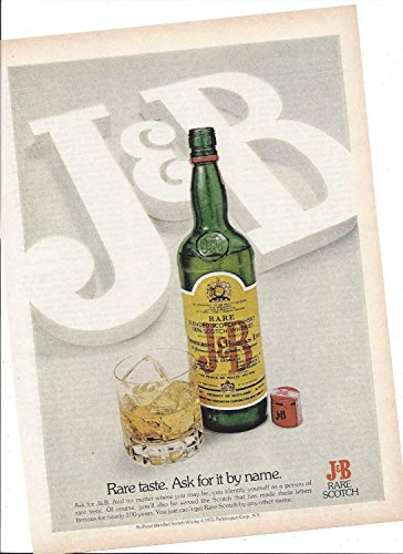 J And B Scotch - 4
