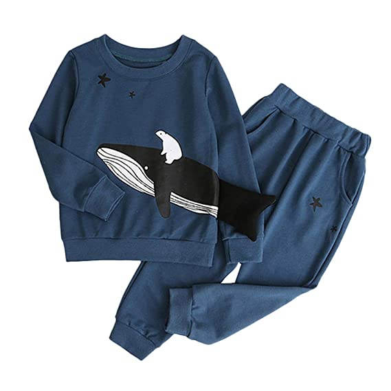 315affc2f Zerototens Boys Clothing Set,1-6 Years Old Child Outfit Set Infant Kids  Clothes