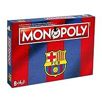 FCBARCELONA Monopoly Fc Barcelona (10537), multicolor (ELEVEN FORCE