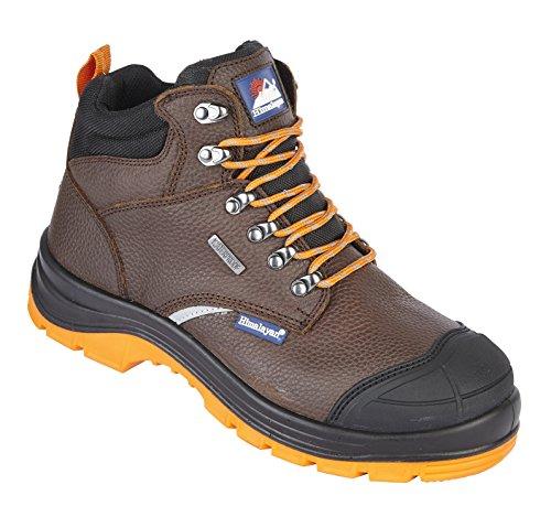 De 47 Himalayan Marrón Hombre Seguridad brown 003 5403 Eu Zapatos PRqxnBR