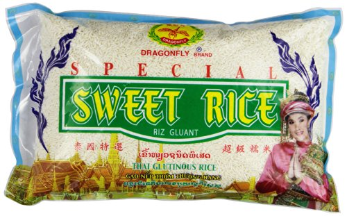 Dragonfly Sweet Rice, 5-Pound (Dragonfly Sweet)