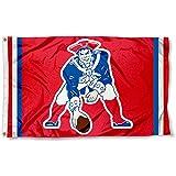 New England Patriots Pat Patriot Vintage Flag
