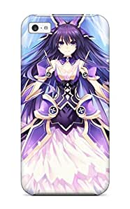 New Snap-on AmyAMorales Skin Case Cover Compatible With Iphone 5c- Date A Live wangjiang maoyi