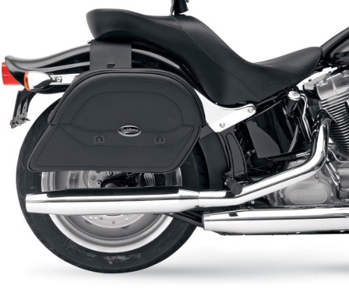 Saddlemen 3501-0307 Large Slant Saddlebag (Large Slant Saddlebags)