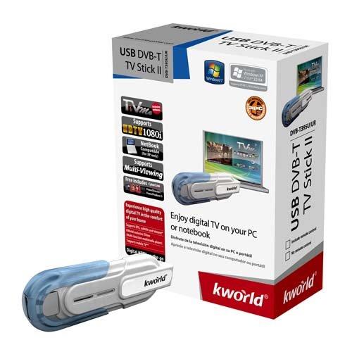 KWORLD DVB-T2 DRIVERS FOR PC