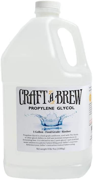 Craft A Brew Beer Kit, 1 Gallon, Propylene Glycol Food Grade