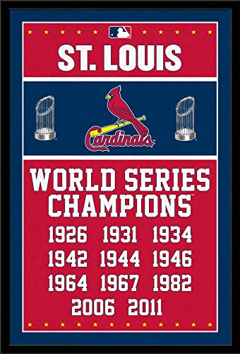 Trends International St. Louis Cardinals - Champions Wall Poster Multi