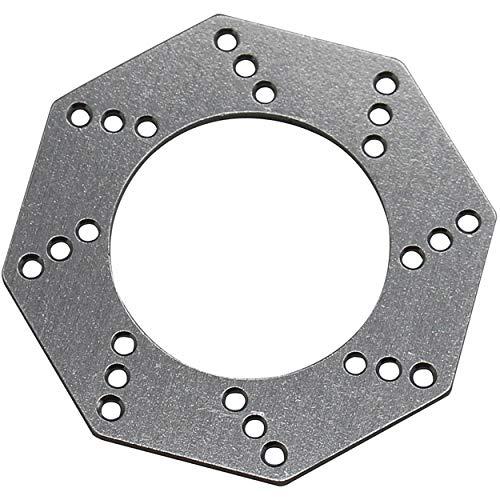 Hot Racing ATF15H Aluminum Cross-Drilled Slipper Clutch Pad (1) Arrma 1/10 4x4