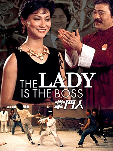 DVD : The Lady Is The Boss