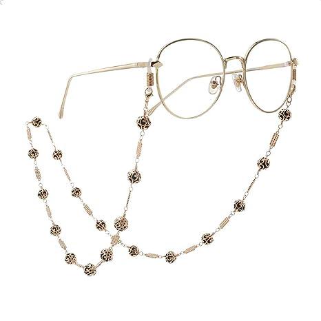 Cadenas de anteojos Novedoso antideslizante Accesorios de ...
