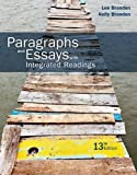 Paragraphs and Essays 13th Edition