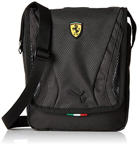 PUMA Men's Ferrari Replica Portable Bag, Black, One Size