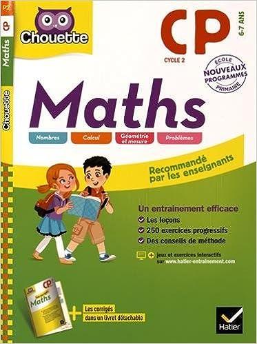 Livre gratuits Maths CP - Nouveau programme 2016 pdf, epub ebook
