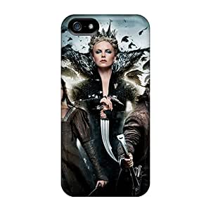Top Quality Case Cover For Iphone 5/5s Case With Nice 2012 Snow White The Huntsman Appearance