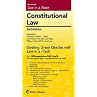 Emanuel Law in a Flash for Constitutional Law (Emanuel Law in a Flash)