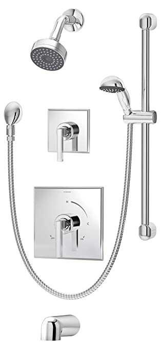 symmons valve how shower to youtube diverter replace temptrol watch