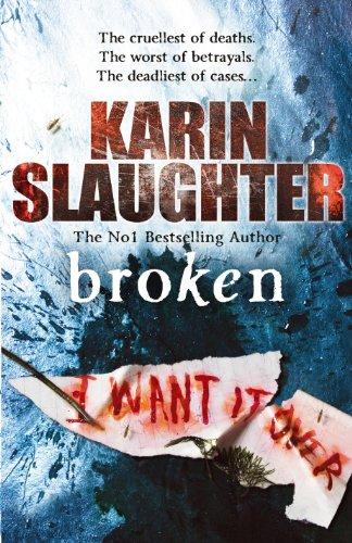 """""""Broken"""" av Karin Slaughter"""