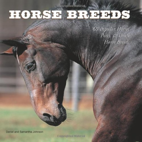 Download Horse Breeds: 65 Popular Horse, Pony & Draft Horse Breeds pdf epub