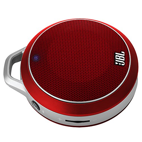 JBL Micro Wireless Ultra Portable Red