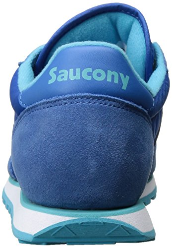 Saucony Jazz Low Pro Damen Sneaker Lila Blue