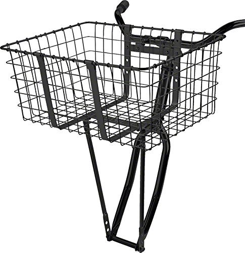 Wald 157 Front Giant Delivery Bicycle Basket (21 x 15 x 9...