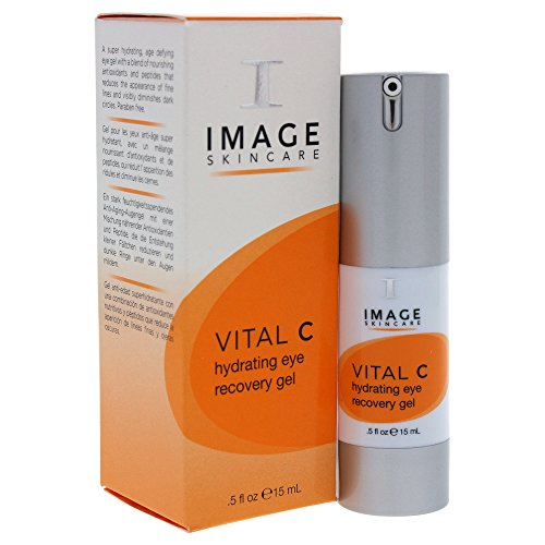 Image Vital C Hydrating Eye Recovery Gel, 0.5 Fl Oz (Image Vitamin C Hydrating Mask)