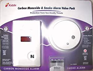 Kidde Kn Copp 3 Ac Plug In Carbon Monoxide Detector