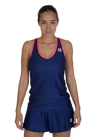 a40grados Sport & Style, Camiseta Cancion, Mujer, Tenis y Padel ...