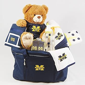 Unique Michigan Wolverine Gifts - Gift Ftempo