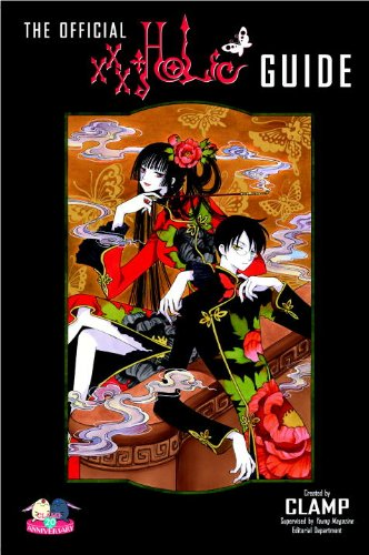 The Official xxxHOLiC Guide pdf epub