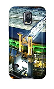 Defender Case With Nice Appearance (amsterdam Arena) For Galaxy S5