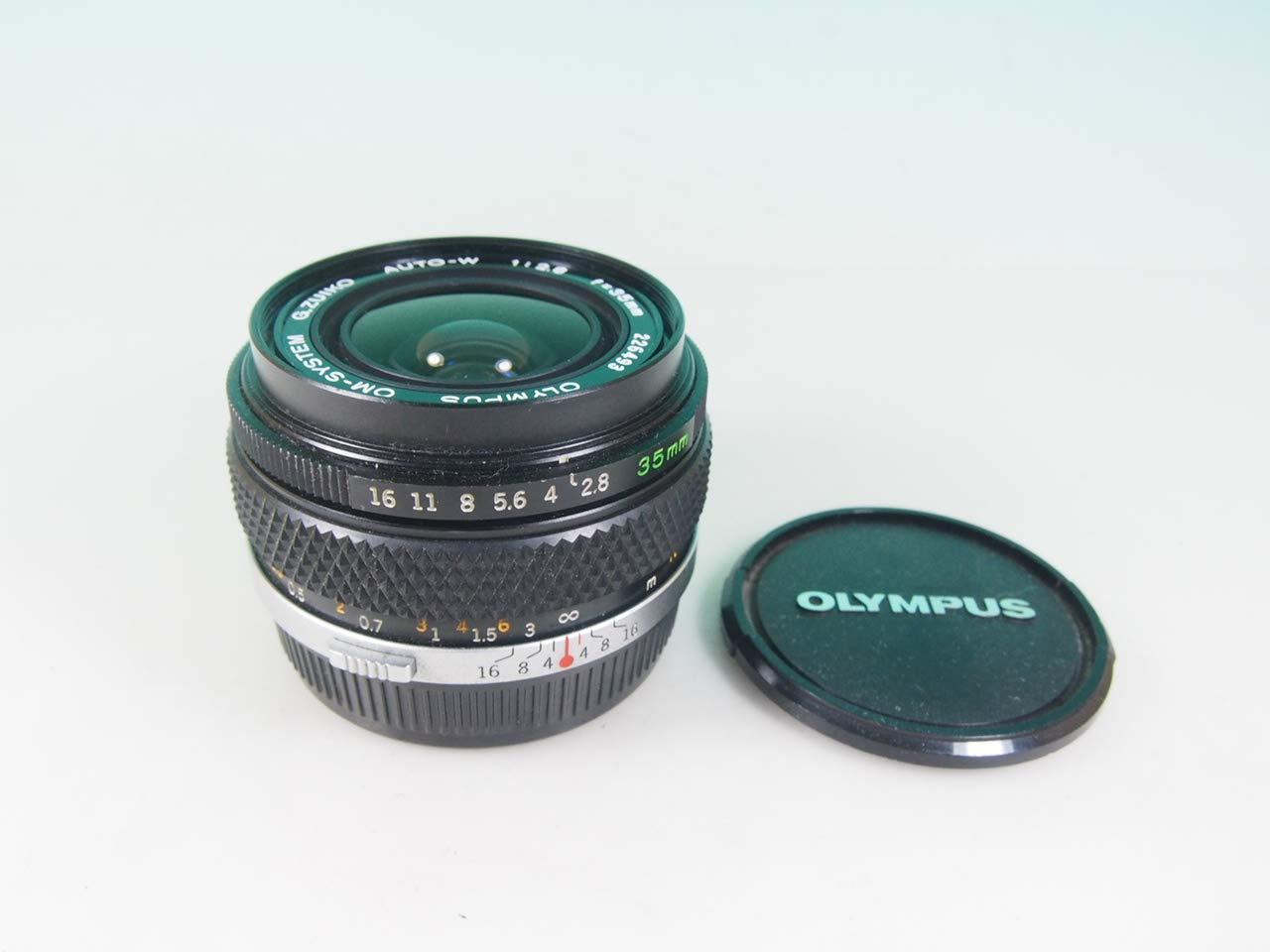 55%以上節約 Olympus MFレンズ MFレンズ OM 35mm OM 35mm F2.8 B009DTOD9S, ミュゼデュ:17a11ba2 --- arianechie.dominiotemporario.com