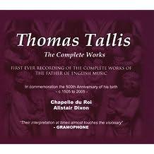 Tallis, Thomas: Complete Works Box Set