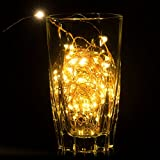 Fun Central AZ944 LED 34 Foot Waterproof String Light - Yellow