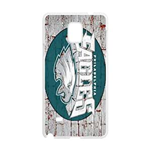 Philadelphia Eagles Custom Case for SamSung Galaxy Note4 (Laser Technology)