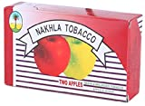 Nakhla Exotic Shisha Molasses Premium Flavors 1kg/1000g For Hookah NonTobacco (Double Apple)