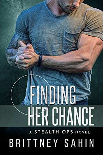 Finding Her Chance (Stealth Ops Book ()