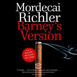 Barney's Version Audiobook