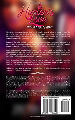 Buy A Hitta's Love: Wise & Nylah's Story Book Online at Low
