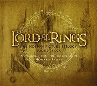 The Lord of the Rings: The Motion Picture Trilogy Soundtrack by Artistes Divers (B0000TAZBK) | Amazon Products